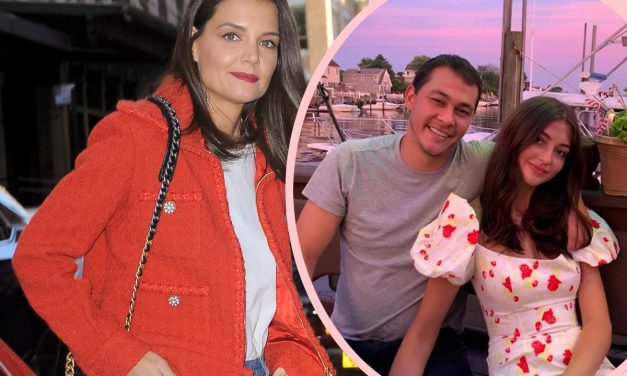 Katie Holmes KNEW Her New Man Was Engaged To Another Woman When They Started Hooking Up: REPORT