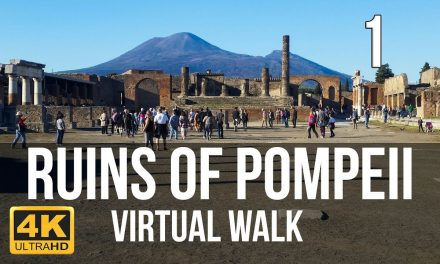 High-Resolution Walking Tours of Italy's Most Historic Places: The Colosseum, Pompeii, St. Peter's Basilica & More