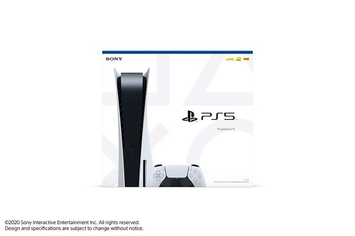 PS5 and PS5 Digital Edition Retail Boxes Revealed