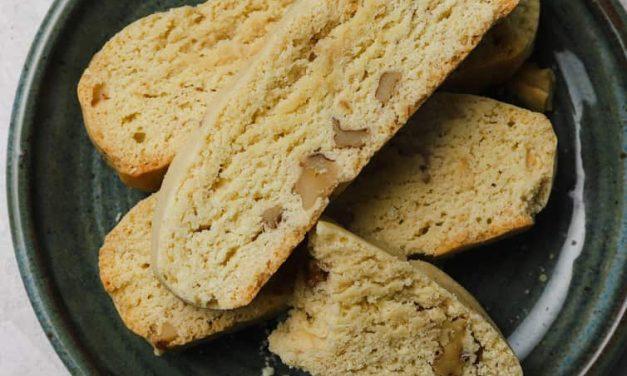 Grandma's Biscotti Recipe