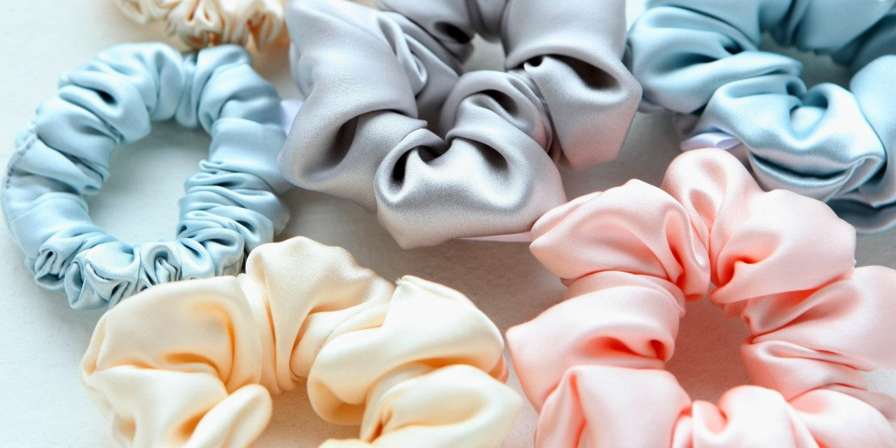 Chic Silk Hair Ties That Are Gentle on Your Locks