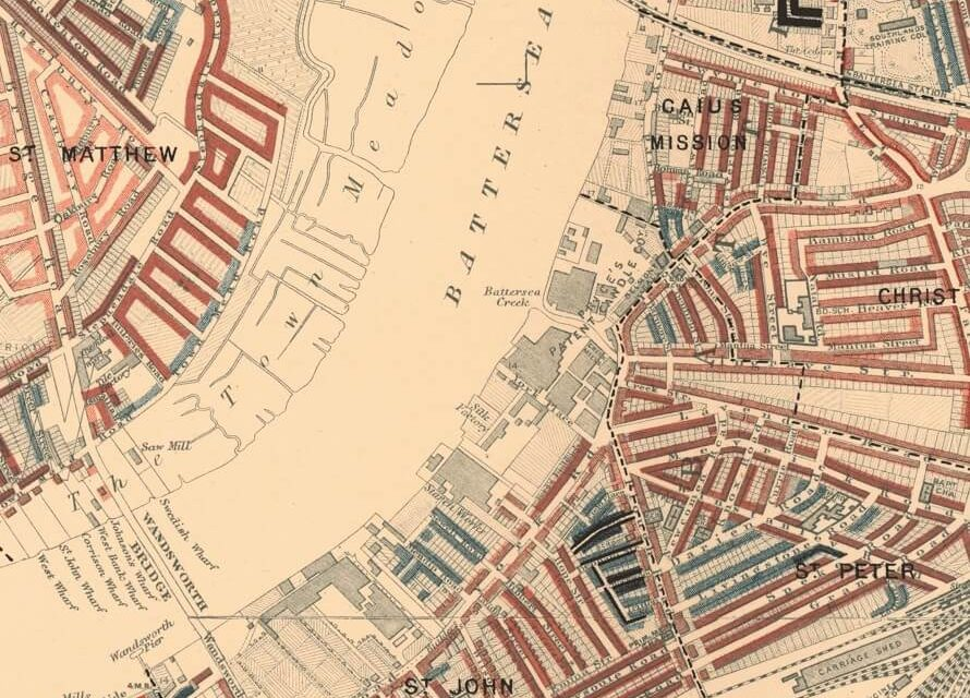 Hand-Colored Maps of Wealth & Poverty in Victorian London: Explore a New Interactive Edition of Charles Booth's Historic Work of Social Cartography (1889)