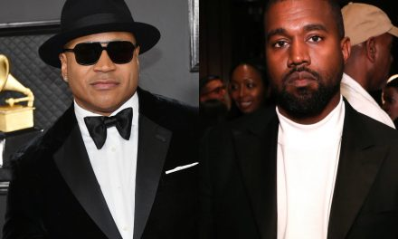 LL Cool J Says He Was Not Here For Kanye West Urinating On His Grammy Award