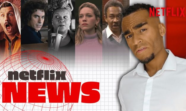 Netflix News – All The Latest Headlines From Barty Crease