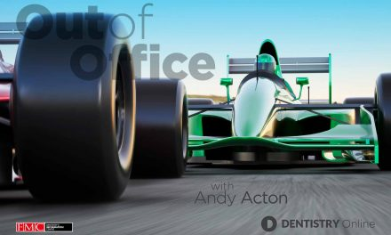 Out of office – Andy Acton talks travel, cooking and Formula 1