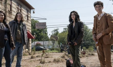 Walking Dead: World Beyond Season 1 Will Reveal Silas' Dark Past