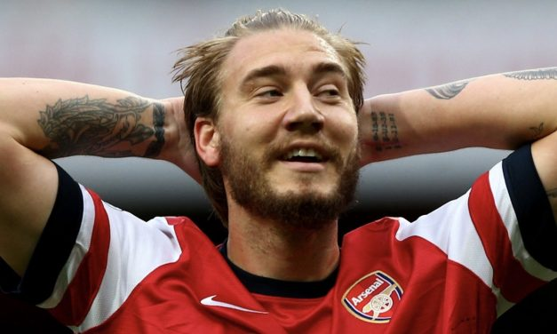Thoughts on the Nicklas Bendtner book/podcast/interview