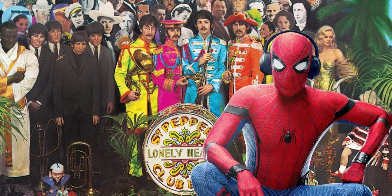 Spider-Man Just Saved The Day, But He Needed The Beatles' Help!