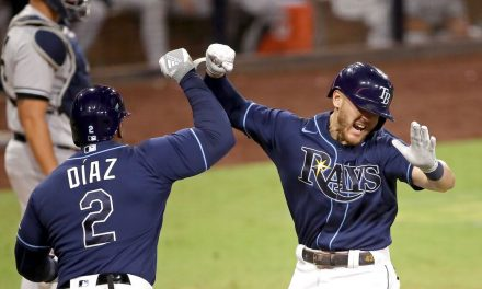 A Rays-Yankees Classic Ended With the Most Unlikely Hero