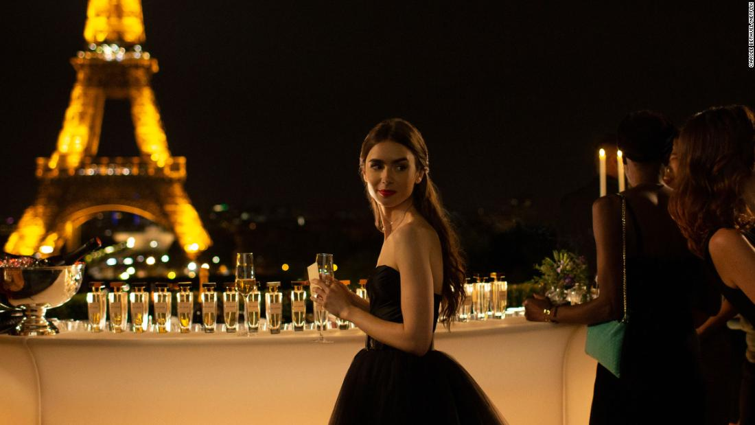Love or hate 'Emily in Paris,' Parisians say these films and shows best reflect their city