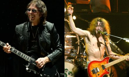 Black Sabbath's Tony Iommi remembers Eddie Van Halen in new interview