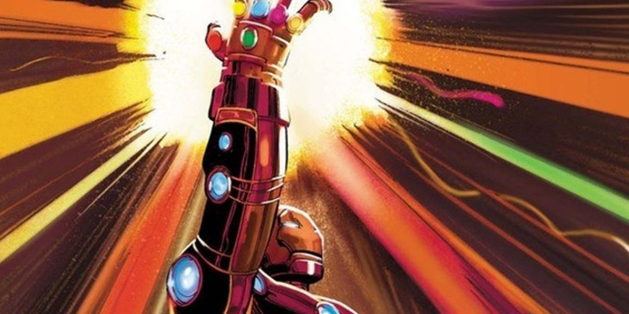 How Iron Man Acquired The Infinity Stones (In The Comics)