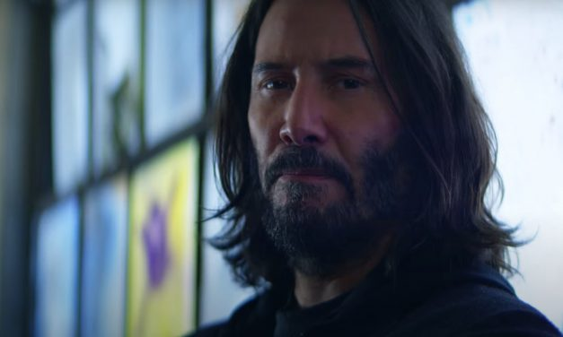 Keanu Reeves welcomes players to Night City in new 'Cyberpunk 2077' ad