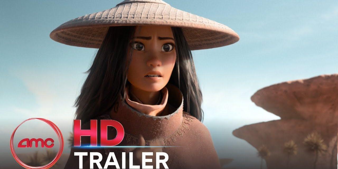 RAYA AND THE LAST DRAGON – Trailer #1 (Kelly Marie Tran, Awkwafina) | AMC Theatres 2020