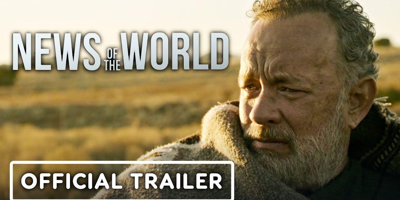 News of the World – Official Trailer (2020) Tom Hanks