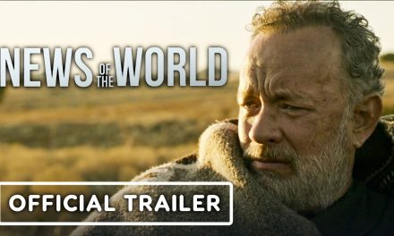 News of the World – Official Trailer (2020) Tom Hanks