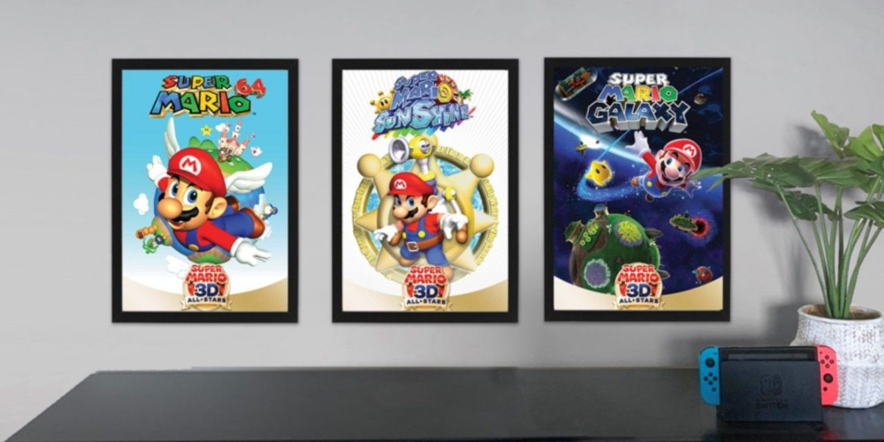 My Nintendo Adds Super Mario Physical Rewards For Platinum Points