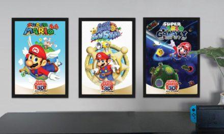 My Nintendo Adds Super Mario Physical Rewards For Platinum Points