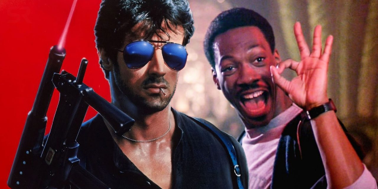 Beverly Hills Cop: Why Eddie Murphy Replaced Sylvester Stallone