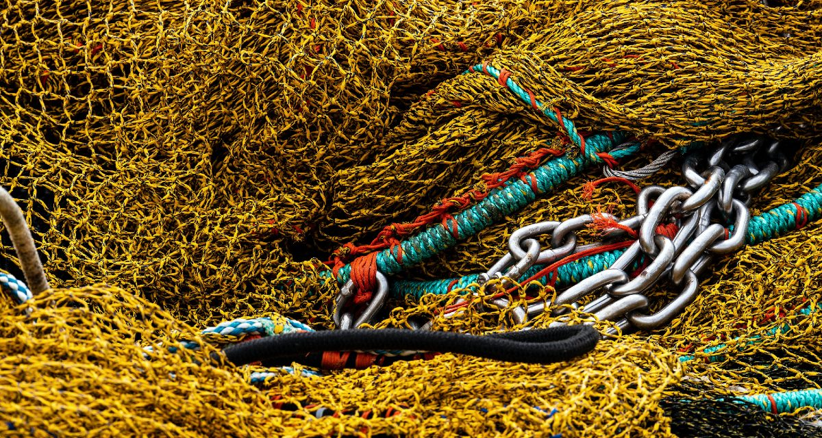 The ghost gear that haunts the world's oceans