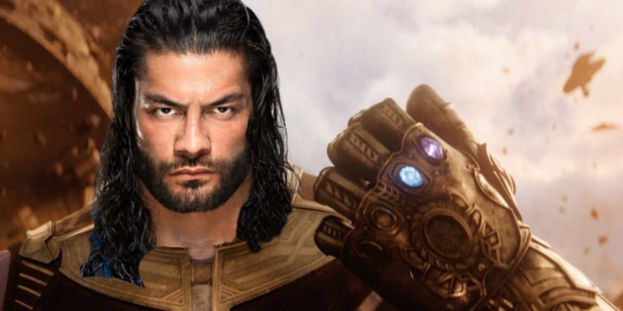 WWE Fans Think Roman Reigns Has An Infinity Gauntlet Tribute