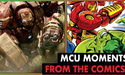 Iconic MCU Moments Pulled From Marvel Comics!   Phase 2