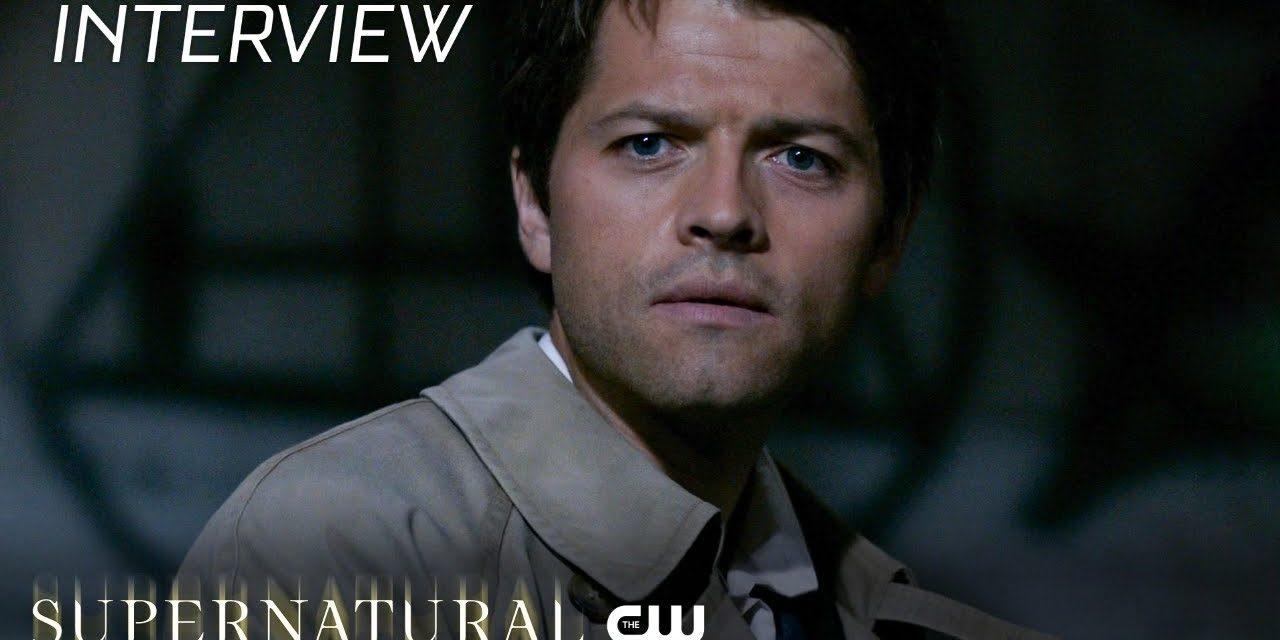 Supernatural | Socially Awkward Angel | The CW