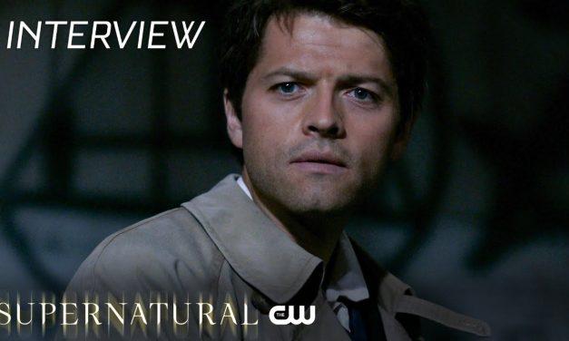 Supernatural   Socially Awkward Angel   The CW