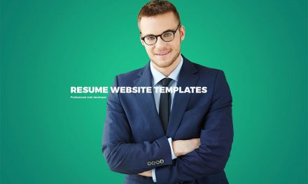 32 Best HTML5 vCard and Resume Templates For Your Personal Online Portfolio 2020