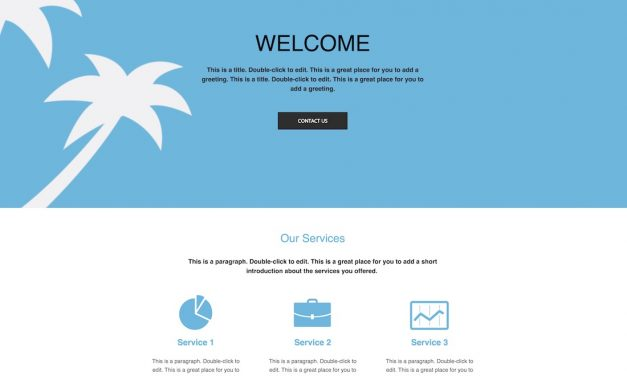 10+ Best Free Blank Website Templates For Neat Sites 2020