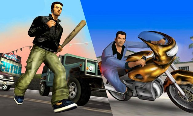 GTA 3 & Vice City Coming To PlayStation Vita For the First Time
