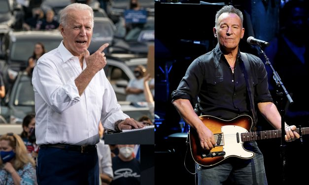 Bruce Springsteen narrates Joe Biden campaign advertisement