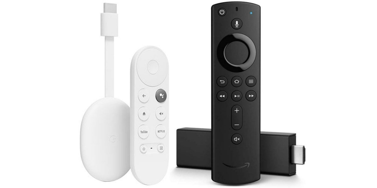 Chromecast With Google TV Vs. Fire TV Stick 4K: Which Should You Buy?