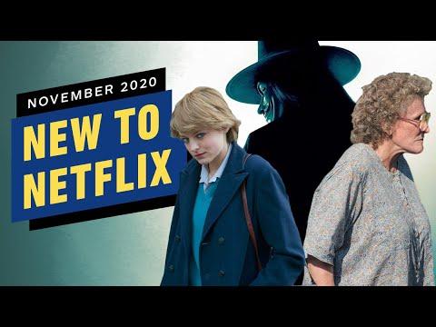 New to Netflix for November 2020