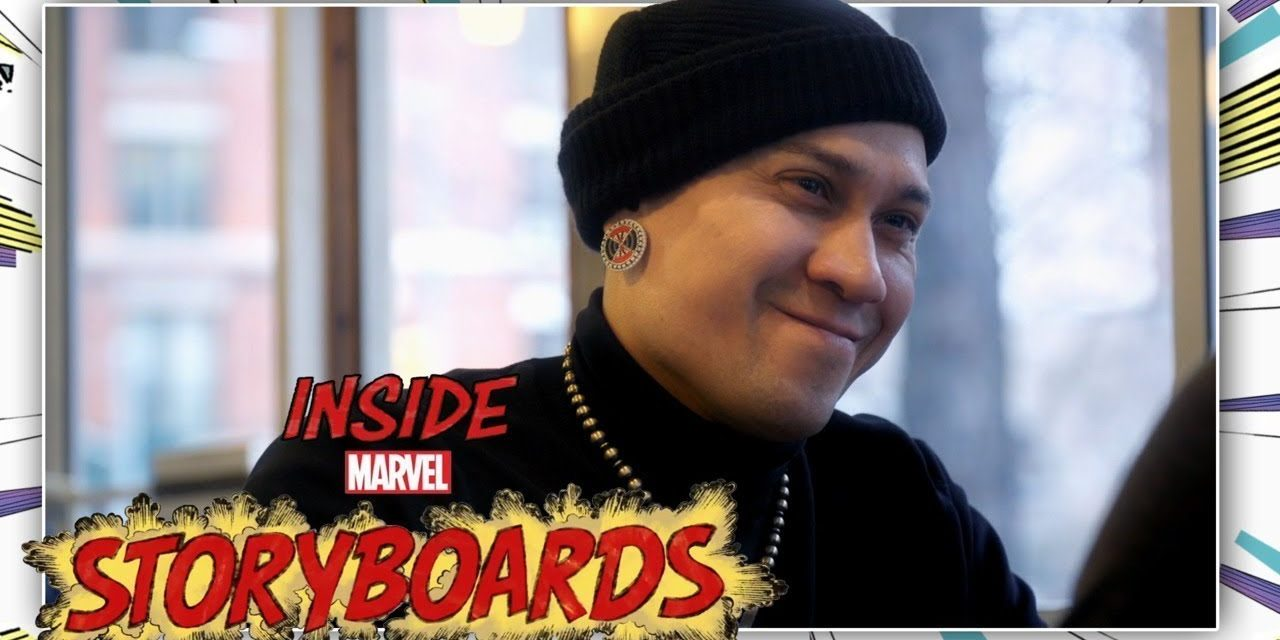 """An Inside Look at Season 2 of """"Marvel's Storyboards""""!"""