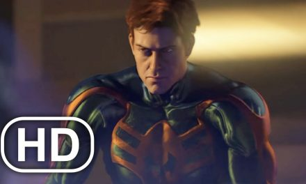 SPIDER-MAN EDGE OF TIME Full Movie Cinematic 4K ULTRA HD Action Marvel Superhero All Cinematics