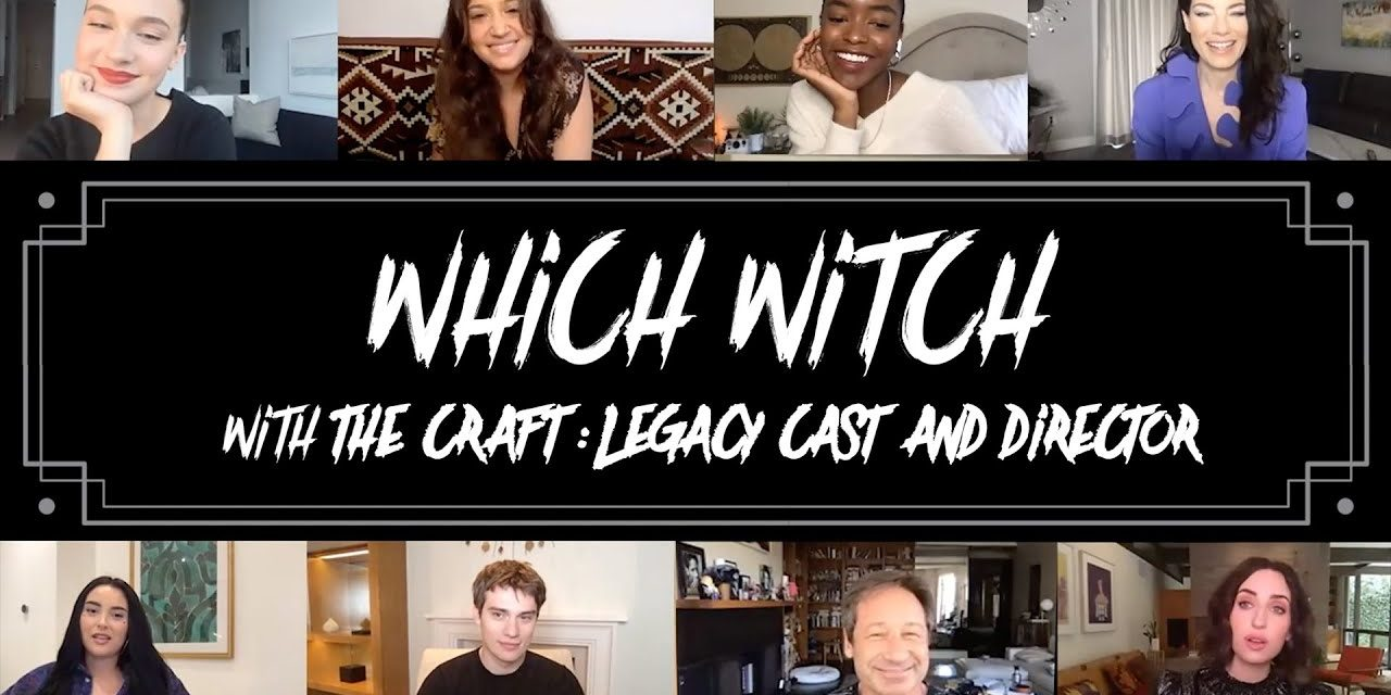 THE CRAFT: LEGACY – Which Witch? Cast Q&A