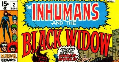 The Marvel Lucky Bag – September 1970.