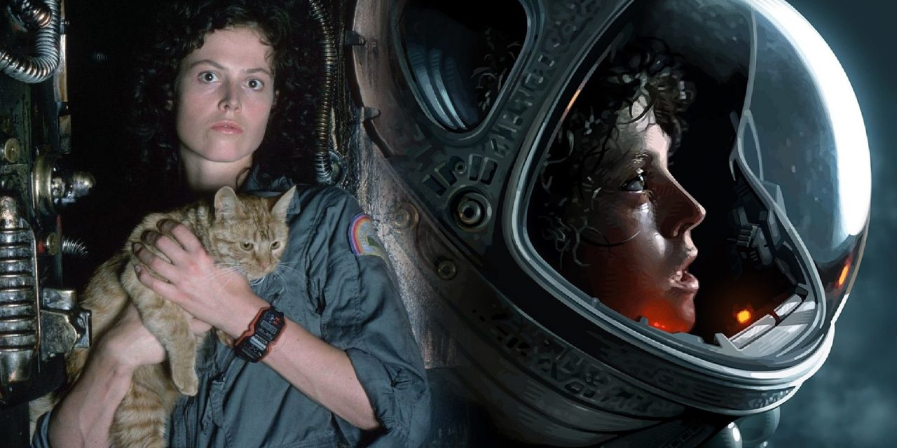Alien Movie Theory: Jones The Cat Is Secretly An Android