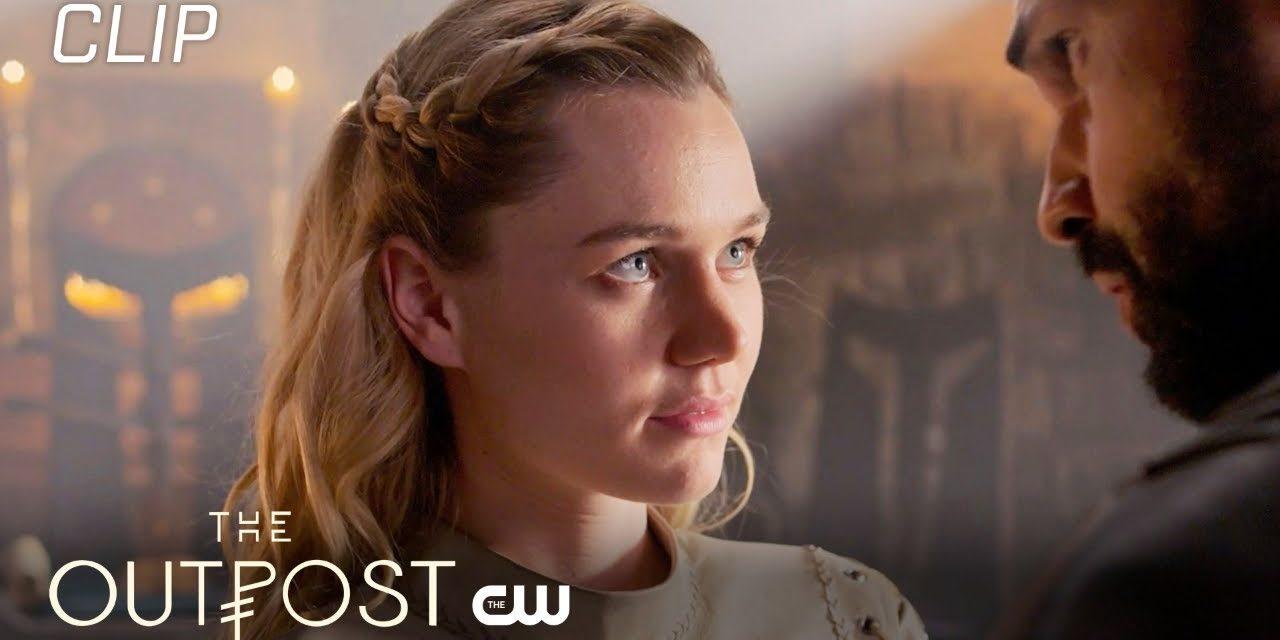 The Outpost | Season 3 Episode 5 | Gwynn & Tobin Scene | The CW