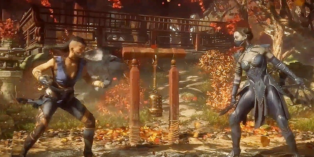 MK11 Mileena Gameplay Mortal Kombat 11 (2020) HD