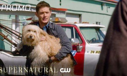 Supernatural | Season 15 Episode 19 | Inherit The Earth Promo | The CW