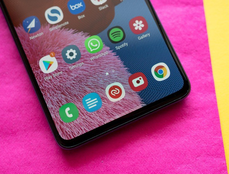 Samsung could be working on a Galaxy M series phone with 'high-end' specs