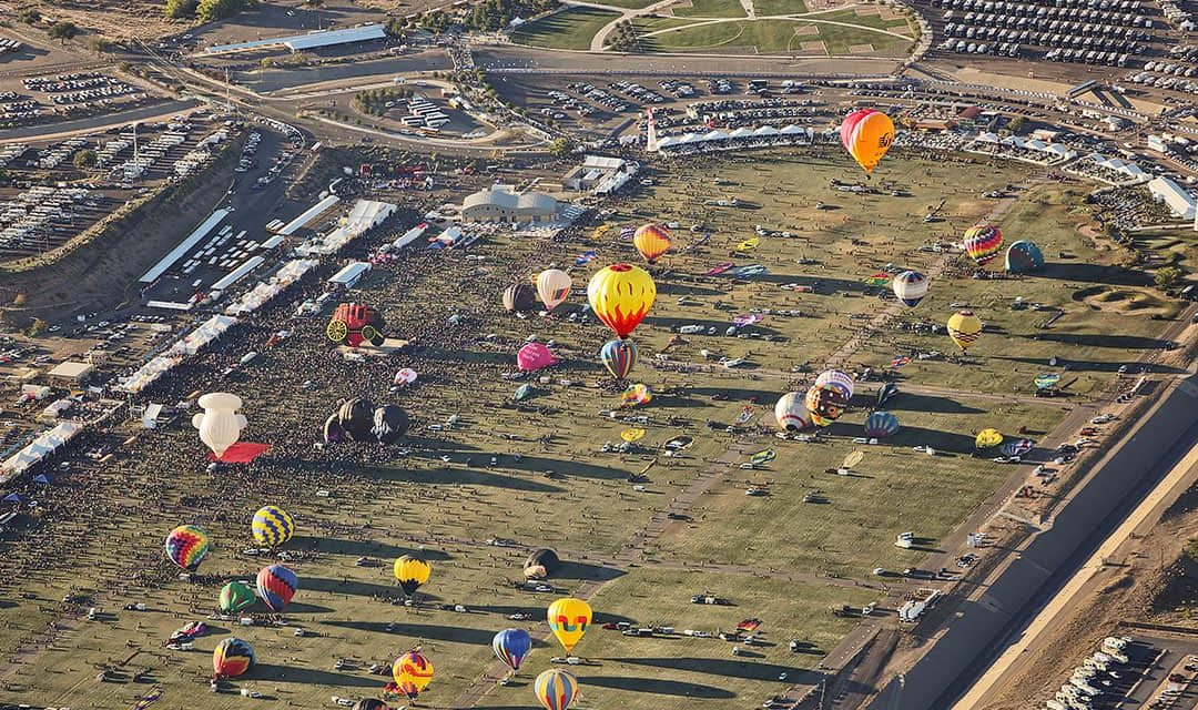 Albuquerque Balloon Festival 2020 – What You Need to Know Before You Go