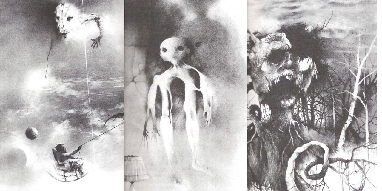 Scary Stories 2 Will Be Inspired More By Books' Illustrations