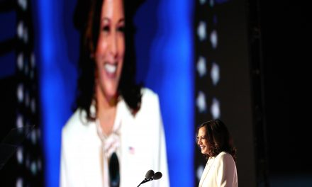 In a Barrier-Breaking Victory Speech, Kamala Harris Says She May Be the First, 'but I Will Not Be the Last'