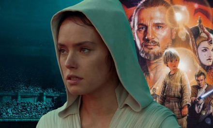 The Sith Eternal in Rise of Skywalker Hold A Phantom Menace Easter Egg