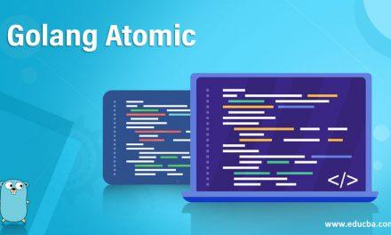 Golang Atomic