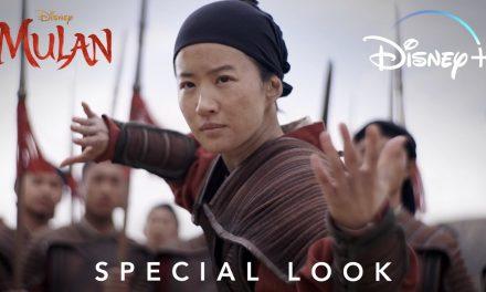 Start Streaming Tomorrow   Mulan Special Look   Disney+