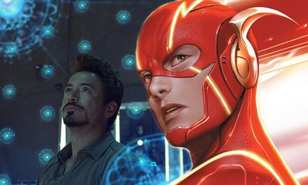 Flash Created A New Element Just Like Marvel's Iron Man